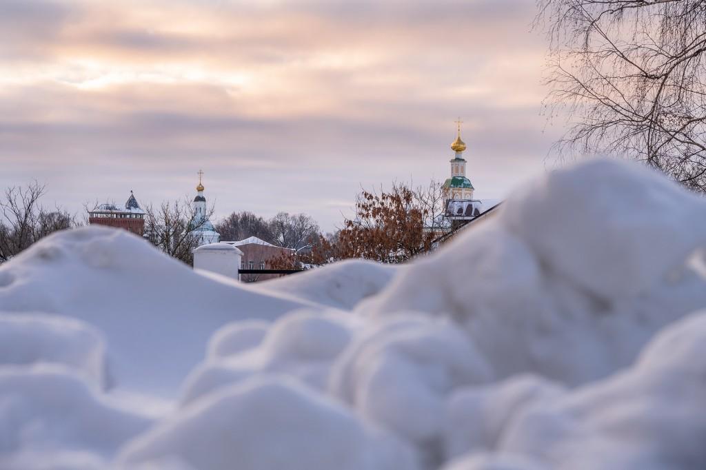 Такой февраль... Владимир, 2019 04