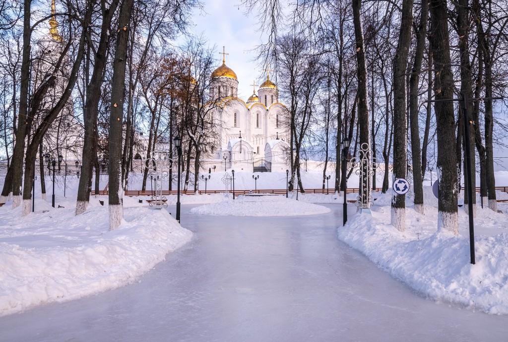 Такой февраль... Владимир, 2019 08