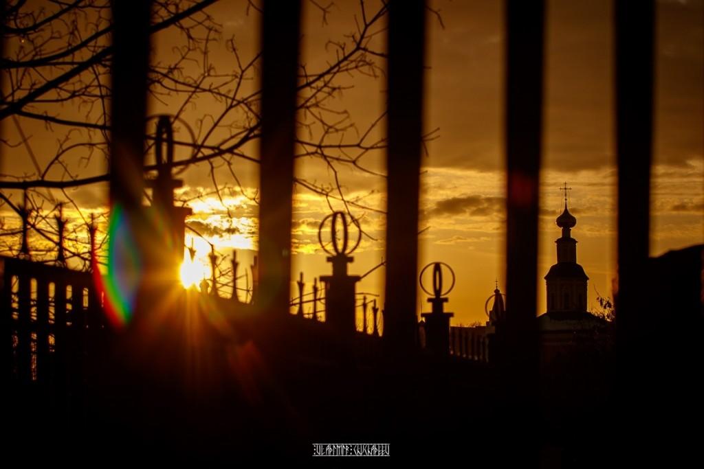 2019_02_16 Закат во Владимире 03