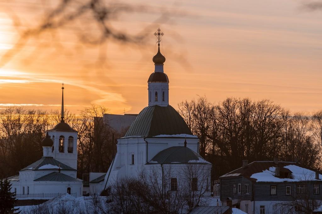 Закатное, мартовское, г. Владимир 02