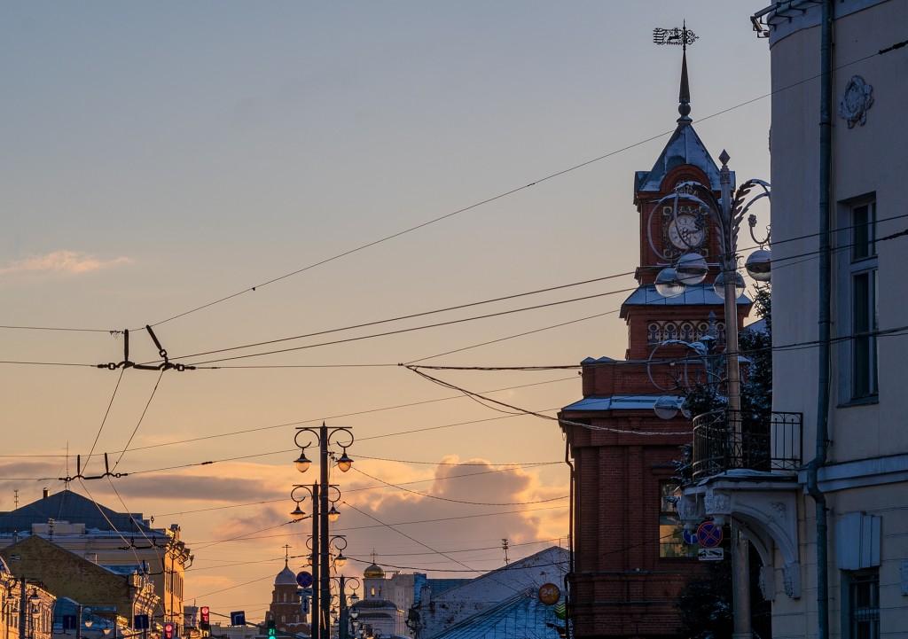 Закатное, мартовское, г. Владимир 04