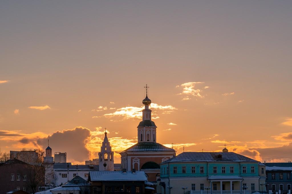 Закатное, мартовское, г. Владимир 05