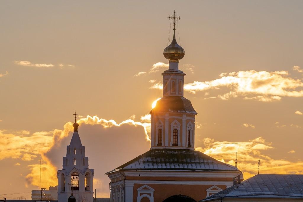 Закатное, мартовское, г. Владимир 08