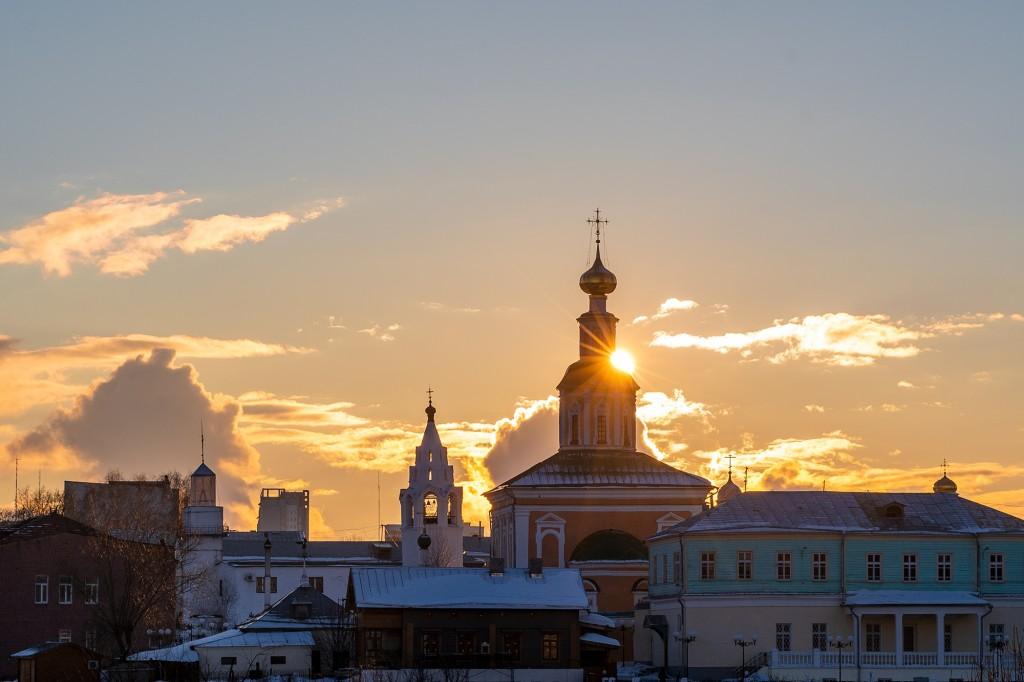 Закатное, мартовское, г. Владимир 09