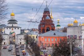 Типичный март во Владимире