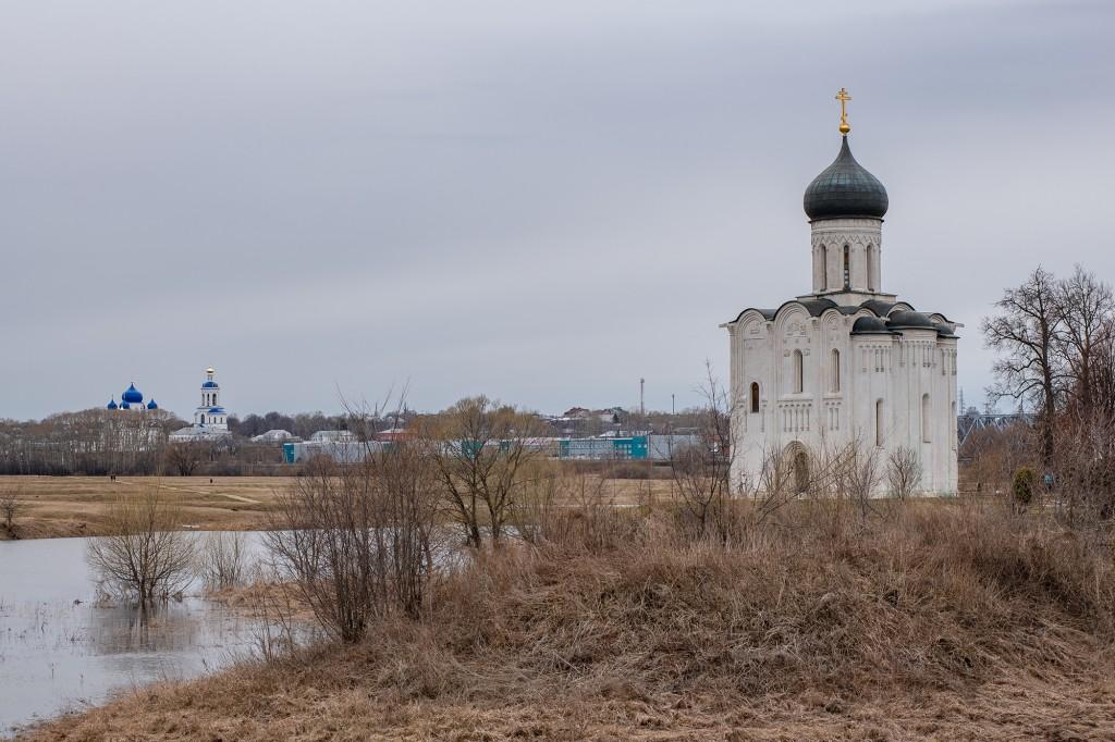 Апрельские Покрова-на-Нерли 2019 09