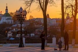 Весеннее золото (Владимир, апрель 2019)