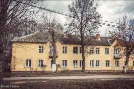 Муром провинциальный, апрель 2019