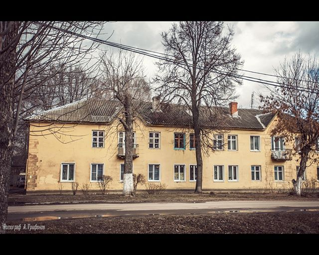 Муром провинциальный, апрель 2019. Фотограф – Алексей Трифонов.