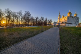 Прогулки по Владимиру в апреле 2019