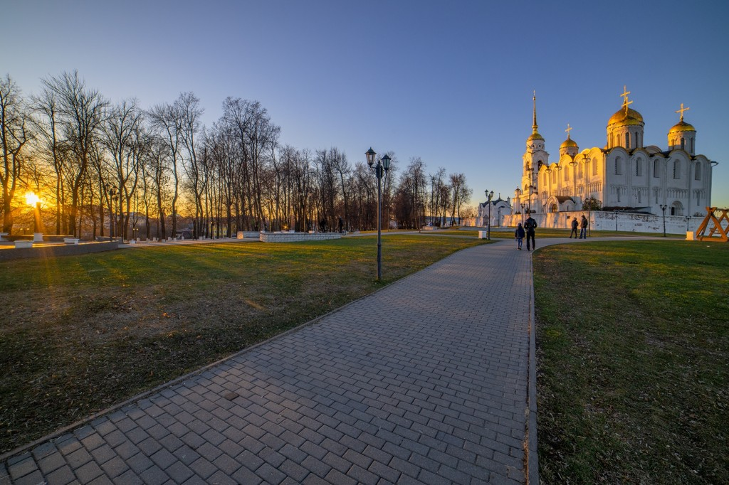 Прогулки по Владимиру в апреле 2019 01