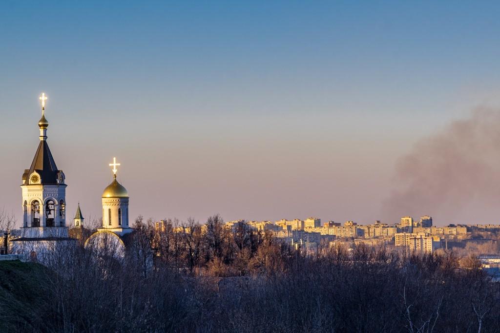 Прогулки по Владимиру в апреле 2019 05