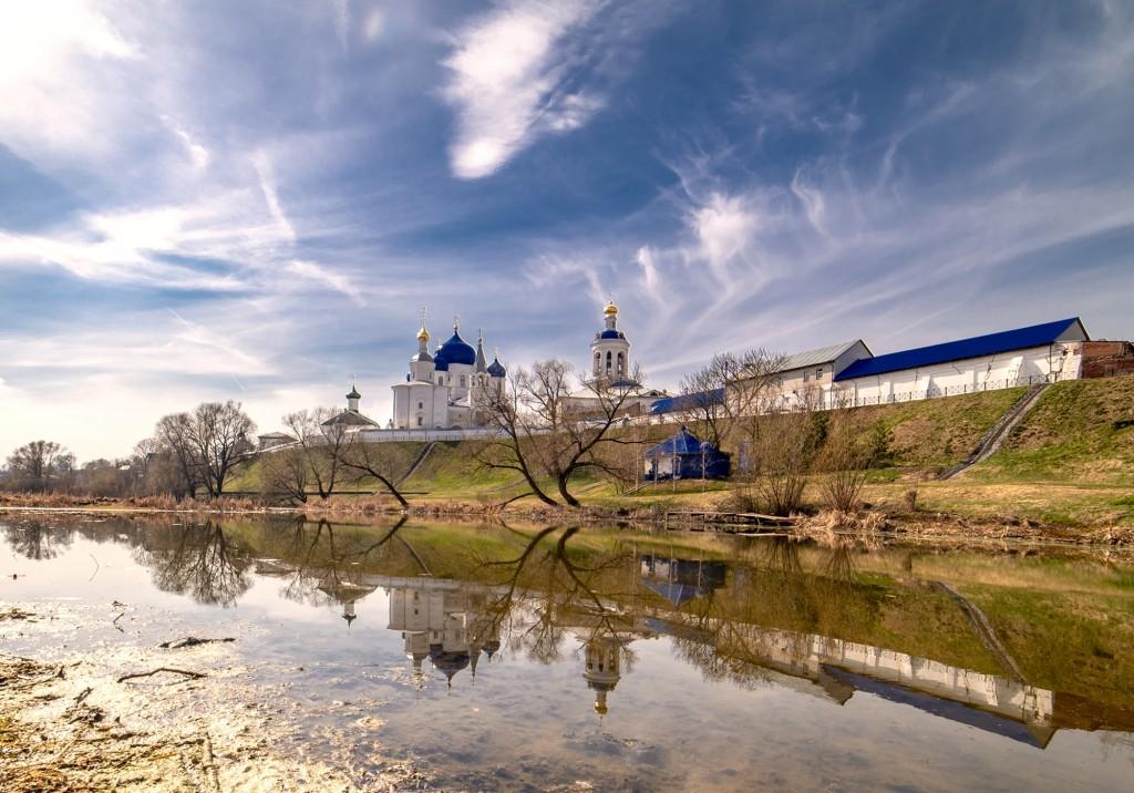Разлив со стороны Боголюбовского женского монастыря 07