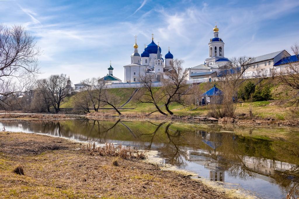Разлив со стороны Боголюбовского женского монастыря 08