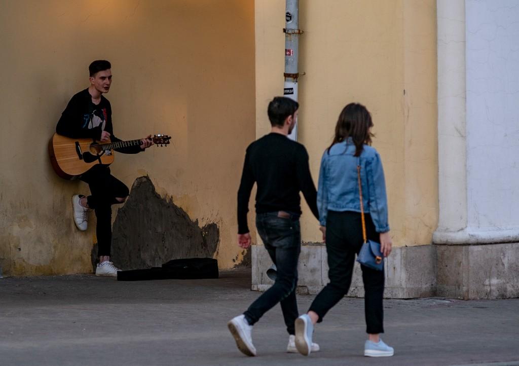 Городские ритмы... 04