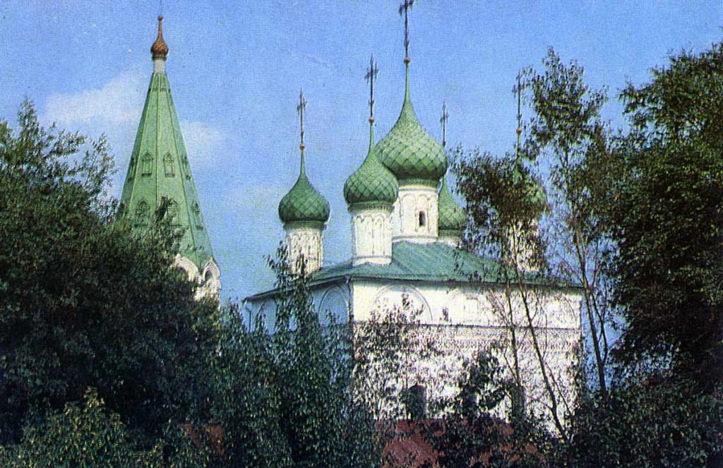 Город Вязники. 1981 год 04