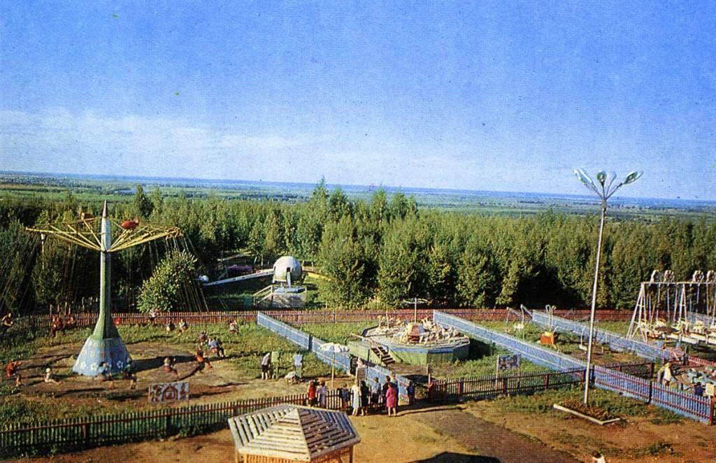 Город Вязники. 1981 год 05