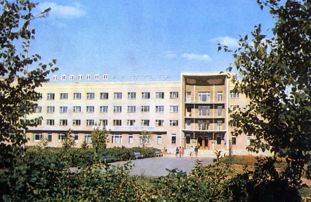 Город Вязники. 1981 год 07