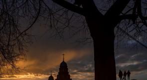 Закаты бывают разными (г. Владимир, апрель 2019)