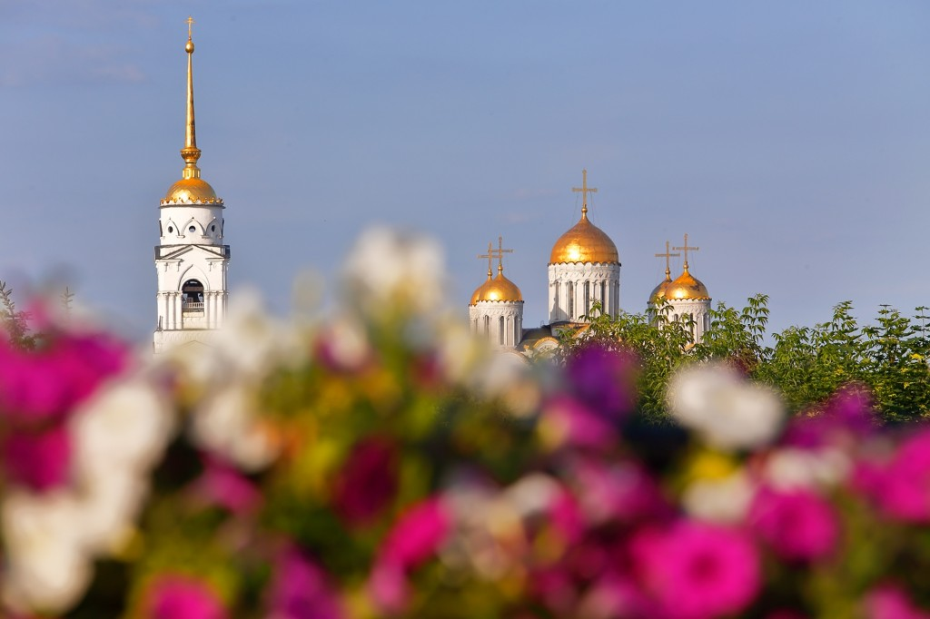 Владимирское лето во всех своих проявлениях. 01
