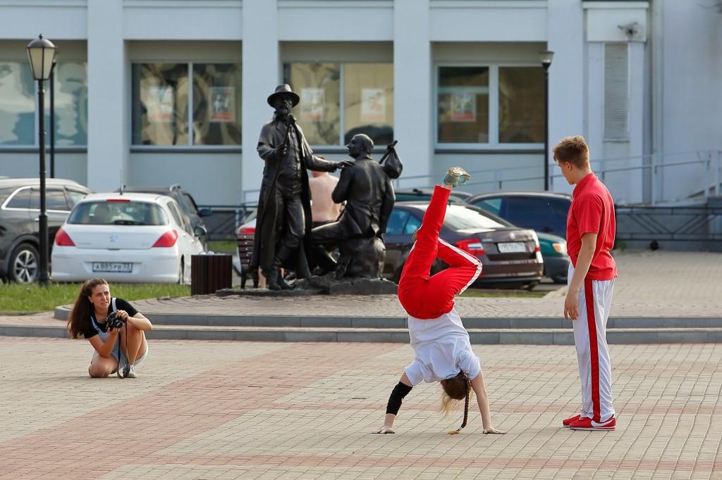 Владимирское лето во всех своих проявлениях. 02