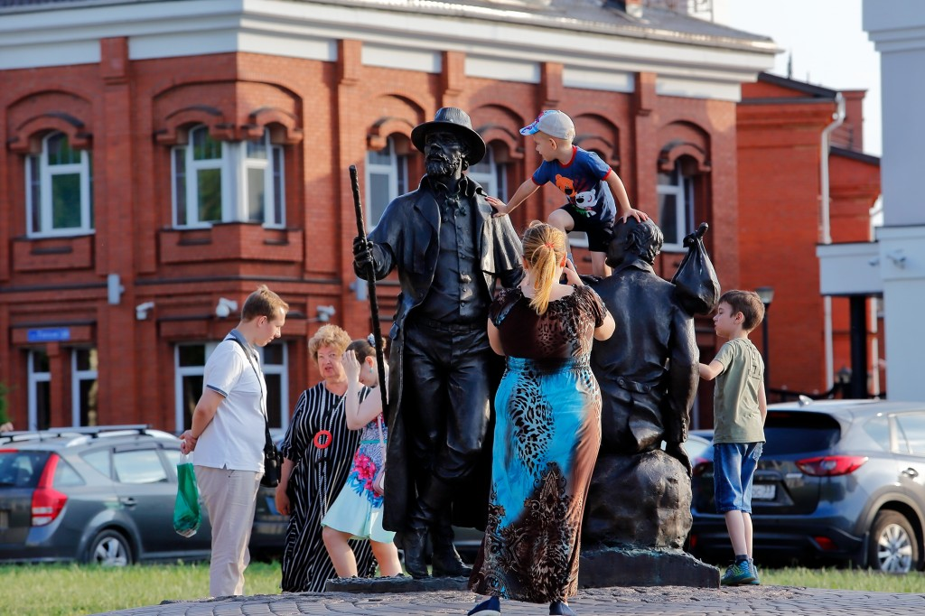 Владимирское лето во всех своих проявлениях. 05