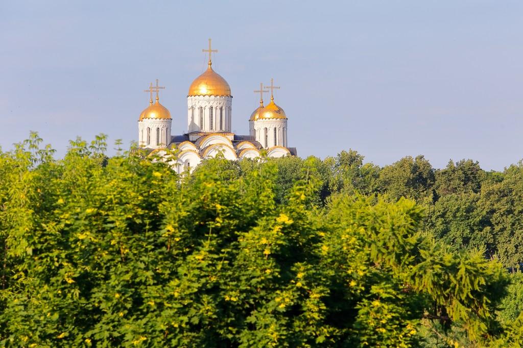 Владимирское лето во всех своих проявлениях. 10