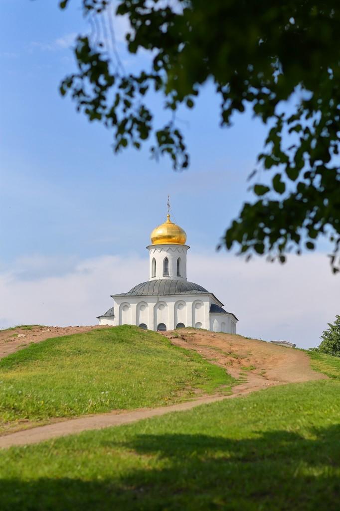 Жаркие летние дни во Владимире 2019 02