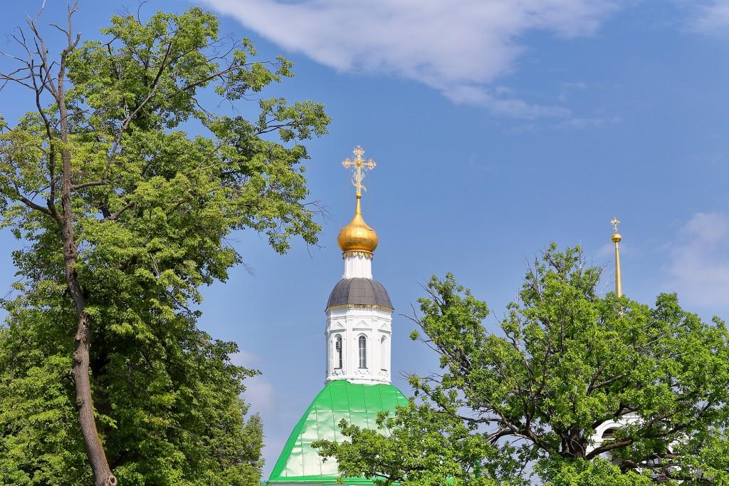 Жаркие летние дни во Владимире 2019 03