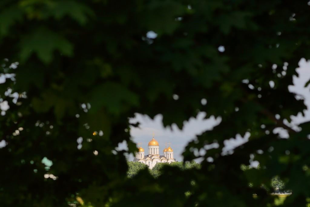 Жаркие летние дни во Владимире 2019 08