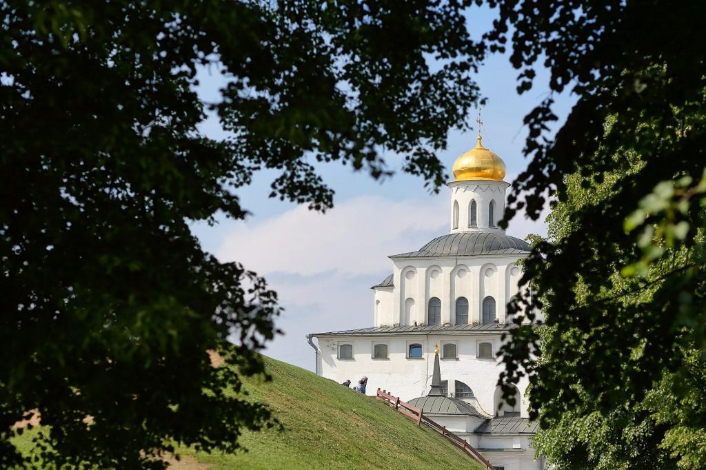Жаркие летние дни во Владимире 2019 10