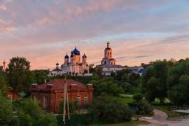 Потрясающий рассвет в Боголюбово 2019