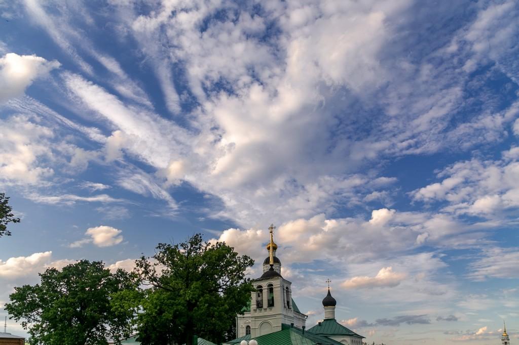 Город Владимир. Полеты во сне и наяву. 06