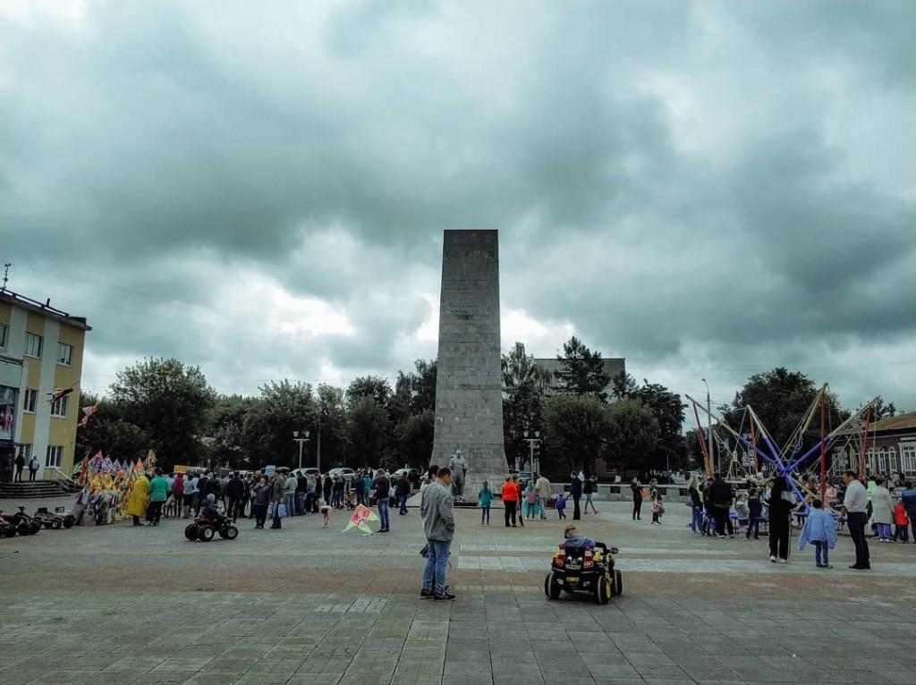 День семьи, любви и верности в Муроме 2019, фотографии с праздника 04