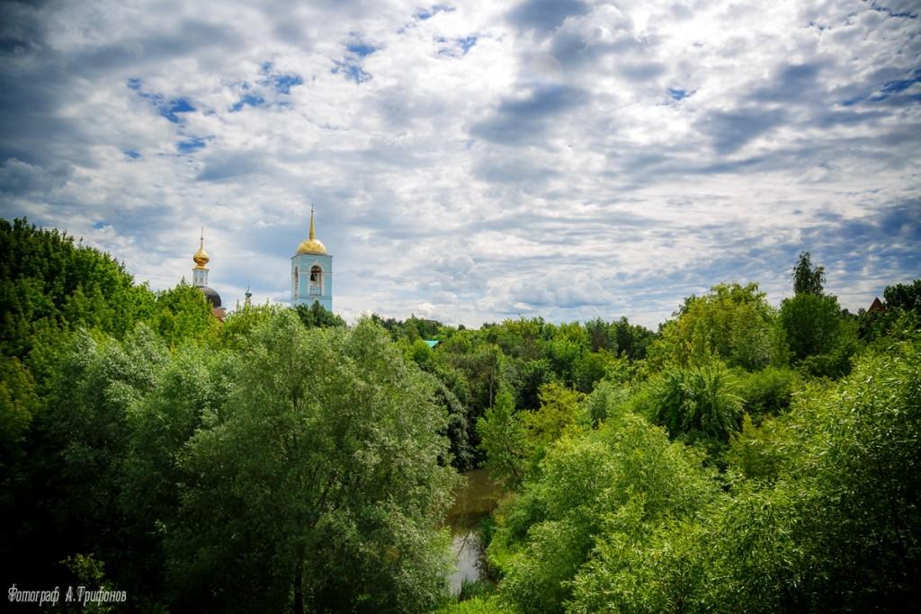 Успенская церковь, Муром. Лето 2019 01