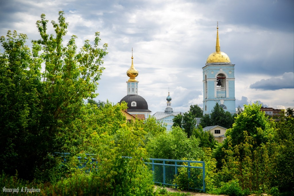 Успенская церковь, Муром. Лето 2019 02