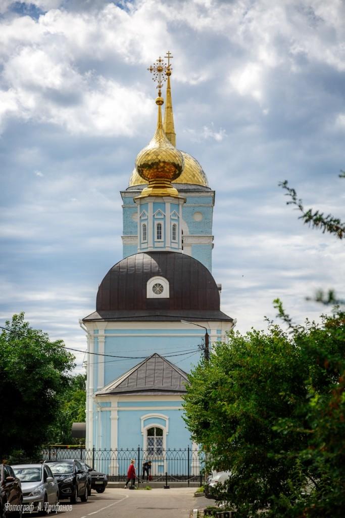 Успенская церковь, Муром. Лето 2019 03