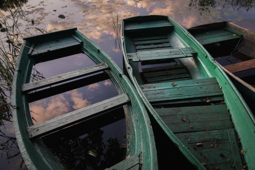 Владимирщина. Тёплые тона закатов августа 05