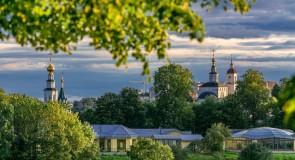 Лето 2019 во Владимире