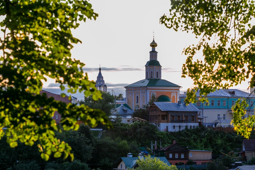 Лето во Владимире 10