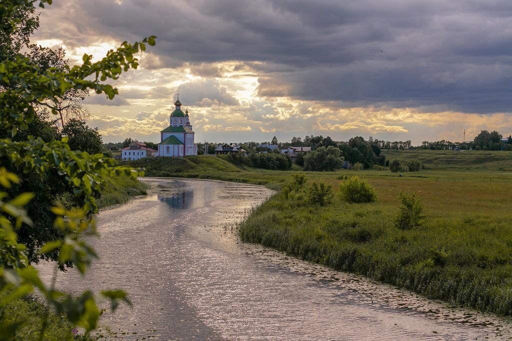 Суздаль, июль 2019, Владимирская область 02