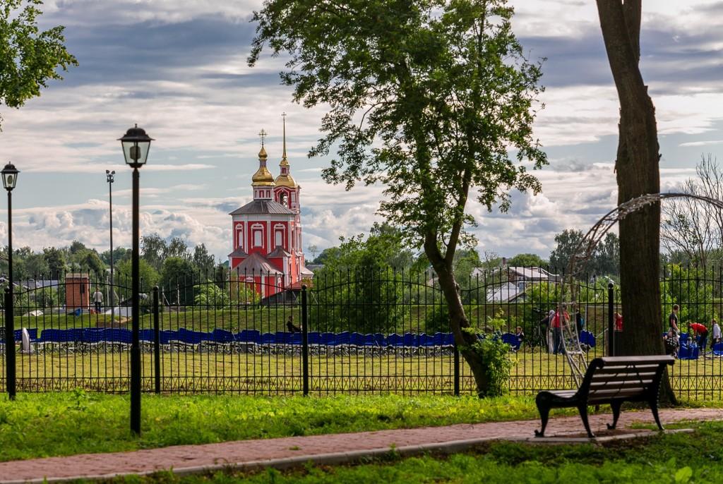 Суздаль, июль 2019, Владимирская область 03