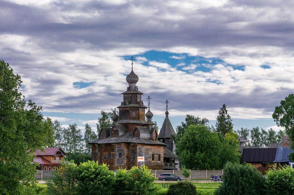 Суздаль, июль 2019, Владимирская область 04