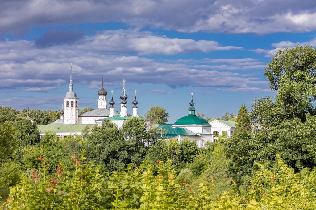 Суздаль, июль 2019, Владимирская область 07