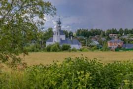 Суздаль, июль 2019, Владимирская область