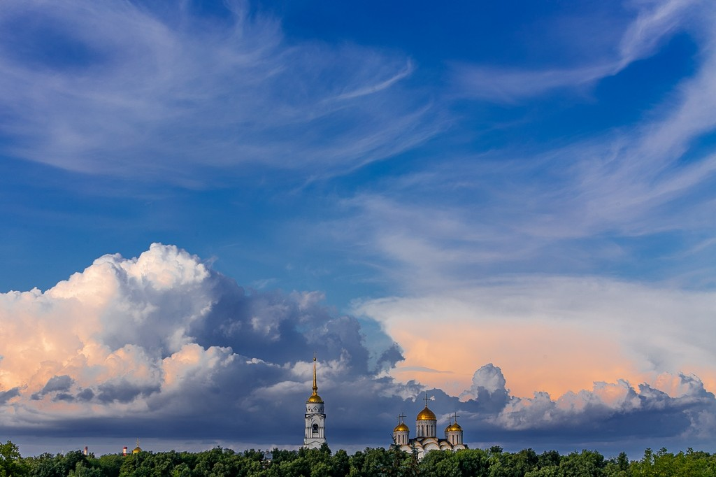 июнь-август, Владимир, 2019. 01
