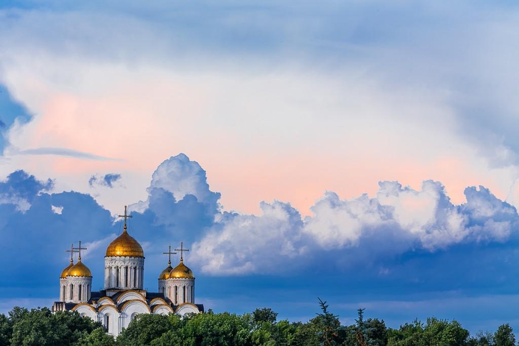 июнь-август, Владимир, 2019. 06