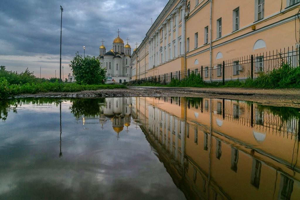июнь-август, Владимир, 2019. 09