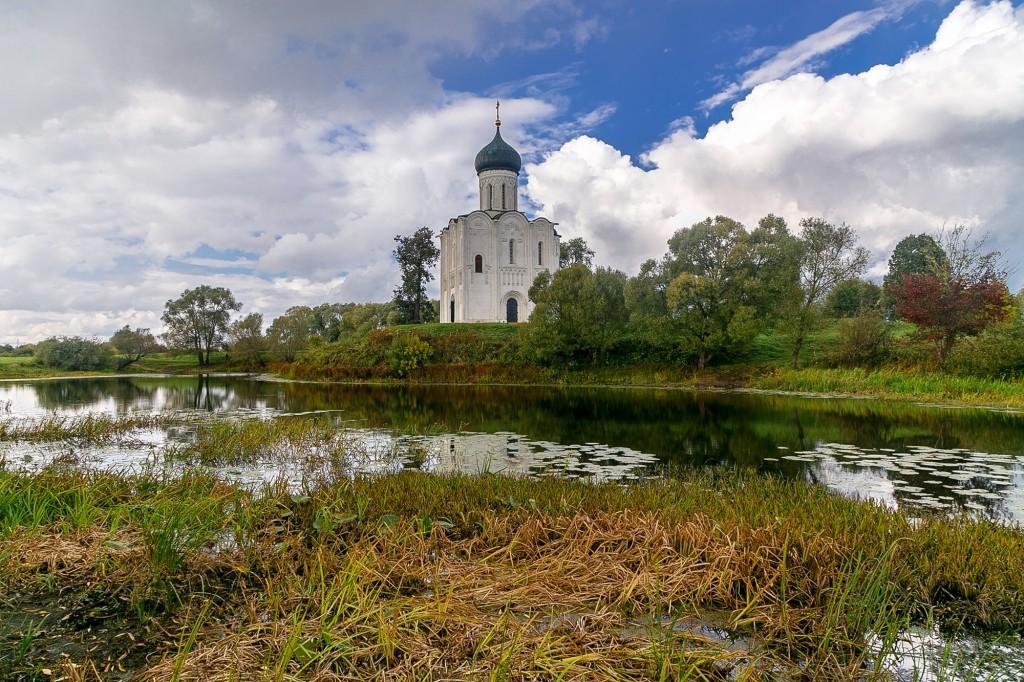 Радуга на Покрова-на-Нерли 03