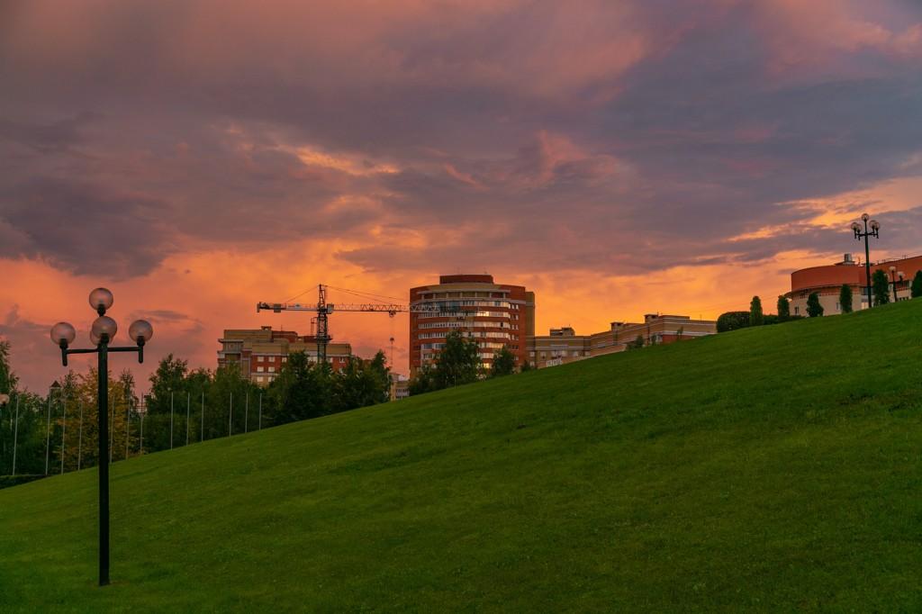 Рассвет над Владимиром. 05